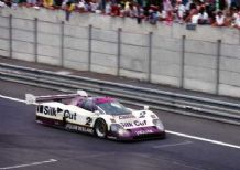 "Jaguar XJR12LM #2 1990 Le Mans 24 hrs. 10x7"" photo"
